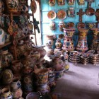 Local ceramics Atzompa