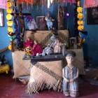 Dolores Porras' Shrine attached to the studio